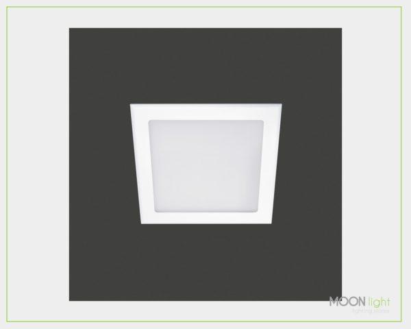Panel LED Quadro 12W