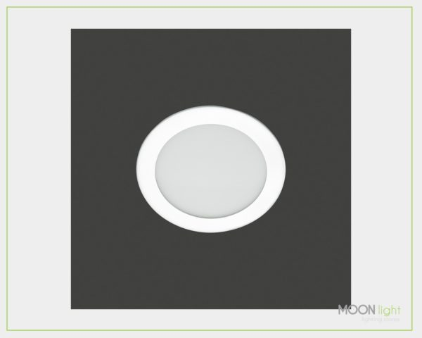 Panel Tondo LED 9W