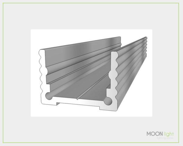 Profilo Alluminio Soffitto