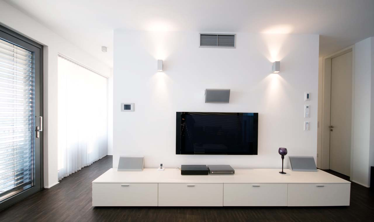Applique per esterno moderne: moderno up down lampada applique per