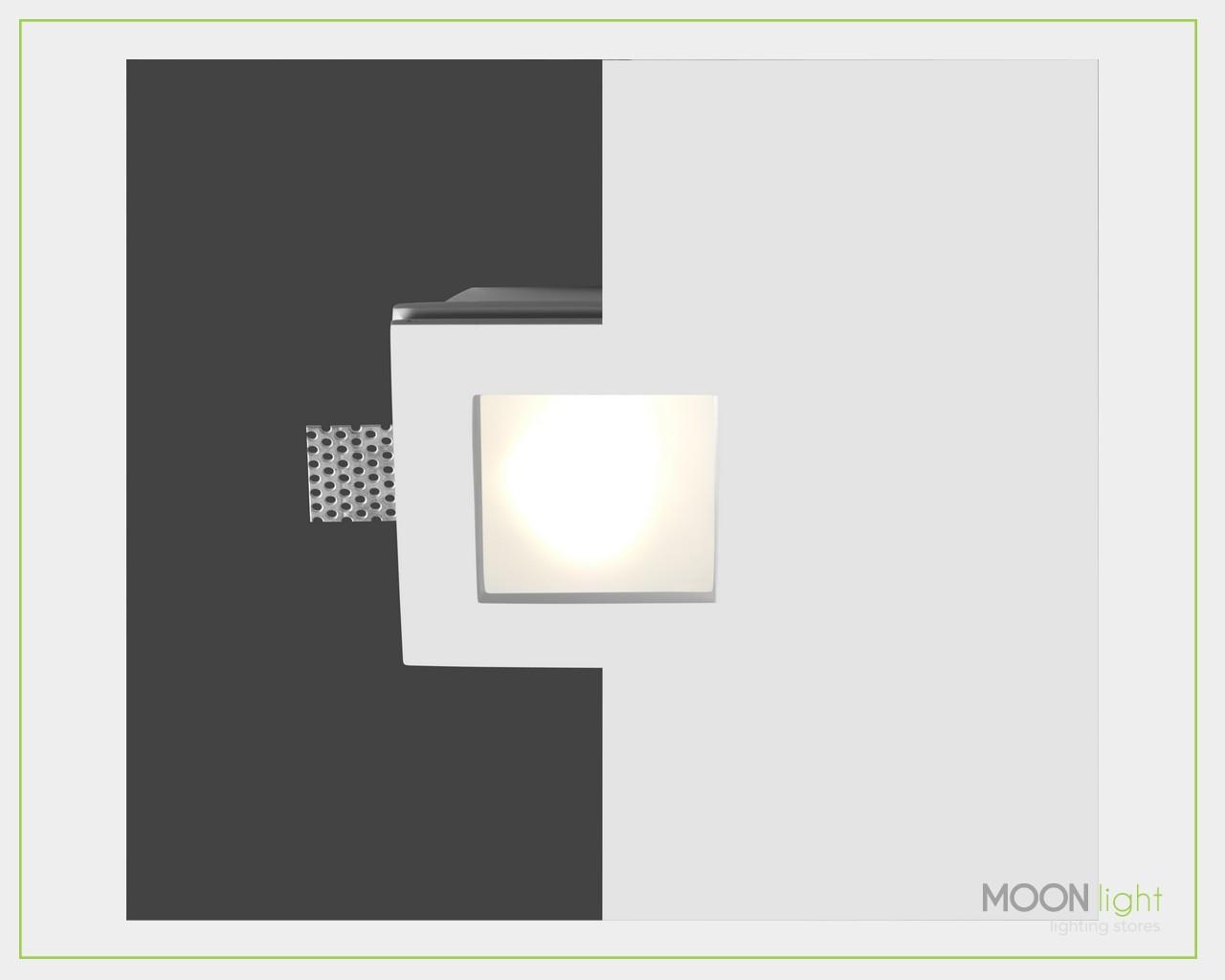Illuminazione Lampade e Faretti in Gesso