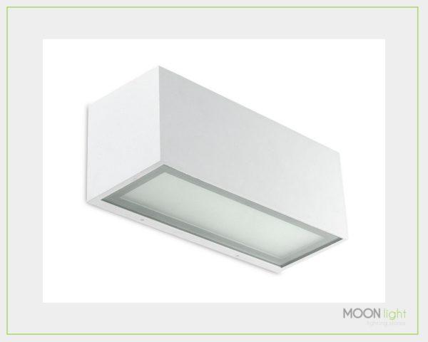 Lampada Brick Bianco