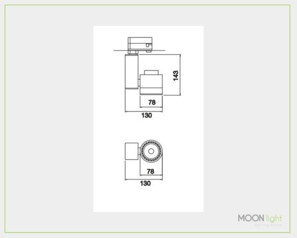 Mini Proiettore Led 12W
