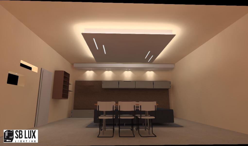 News pagina 2 di 7 illuminazione led negozi - Illuminazione sala pranzo ...