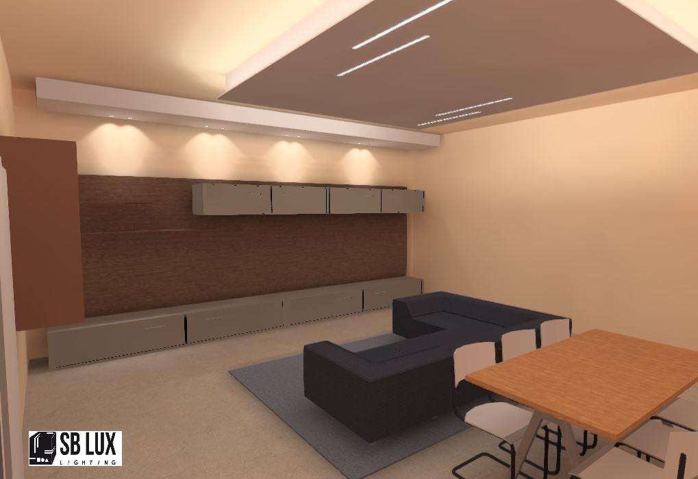 Illuminazione sala - Illuminazione sala pranzo ...