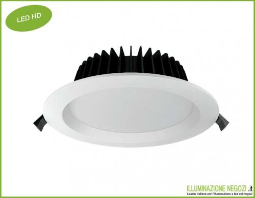 FARO-TONDO-SHOP-LED-LUCE-LED
