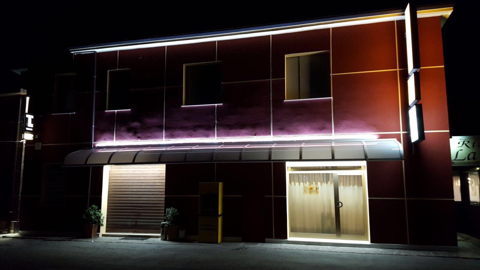 Illuminazione esterni barre led per illuminazione esterno