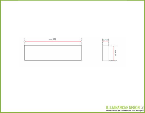 lampada-parete-righello-tec30