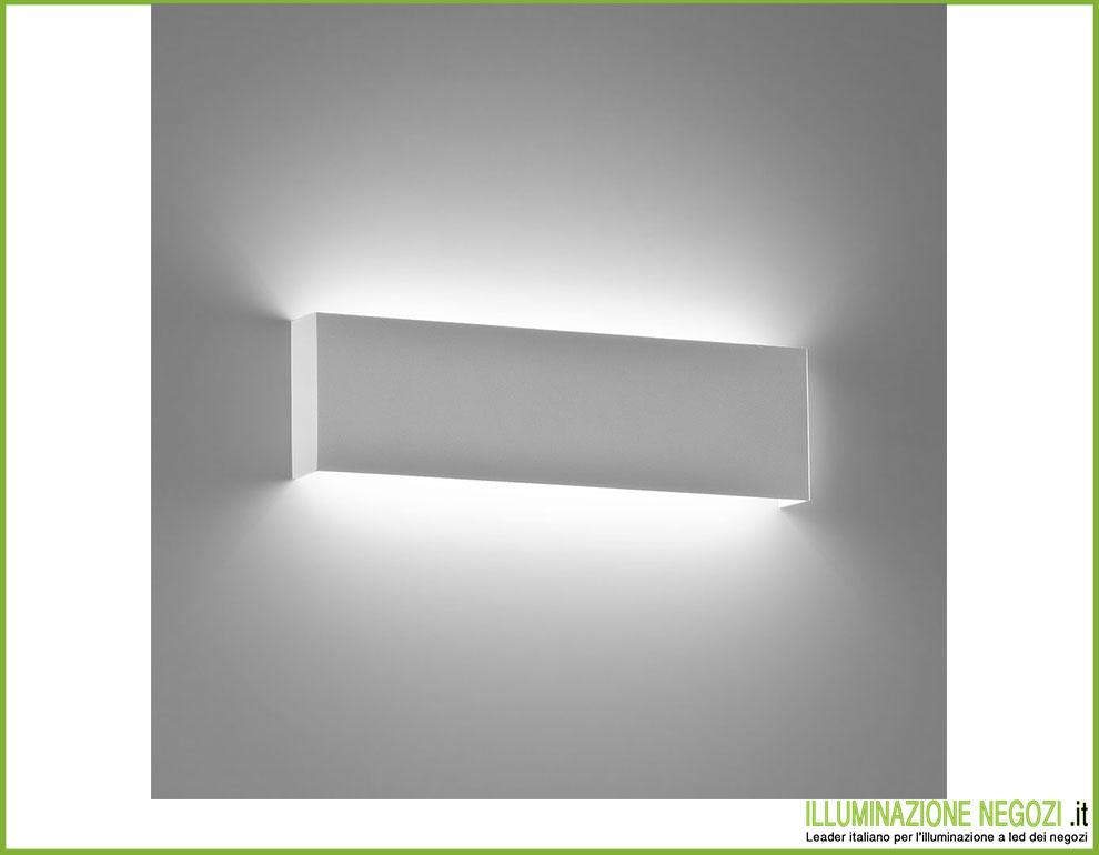 Lampada parete righello lampada parete led