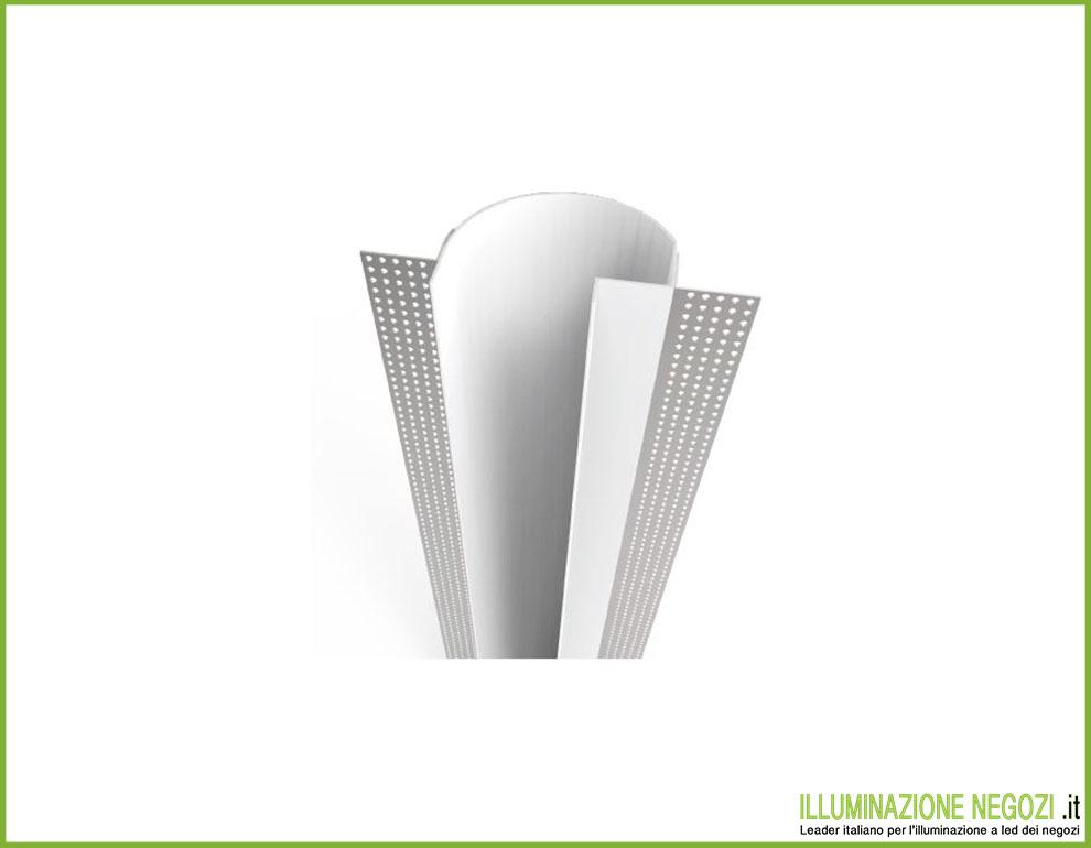 Gola luminosa sistema led per controsoffitti luce indiretta for Sistemi di illuminazione led