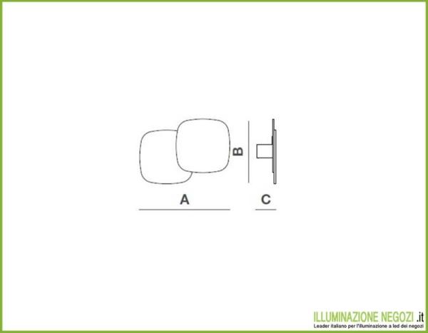 quadro-led-doppio-misure