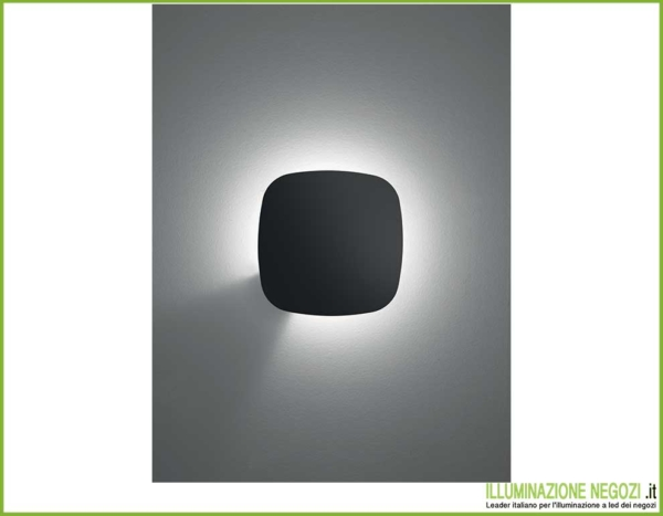 quadro-led-indiretto-nero