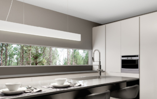 Barra Led con alimentatore interno