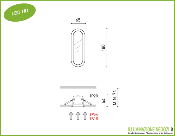 faretto-ovale-7-illuminazione
