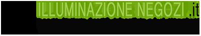 Illuminazione led negozi Logo