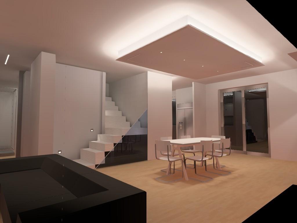 Luce 3d illuminazione led negozi for Illuminazione negozi