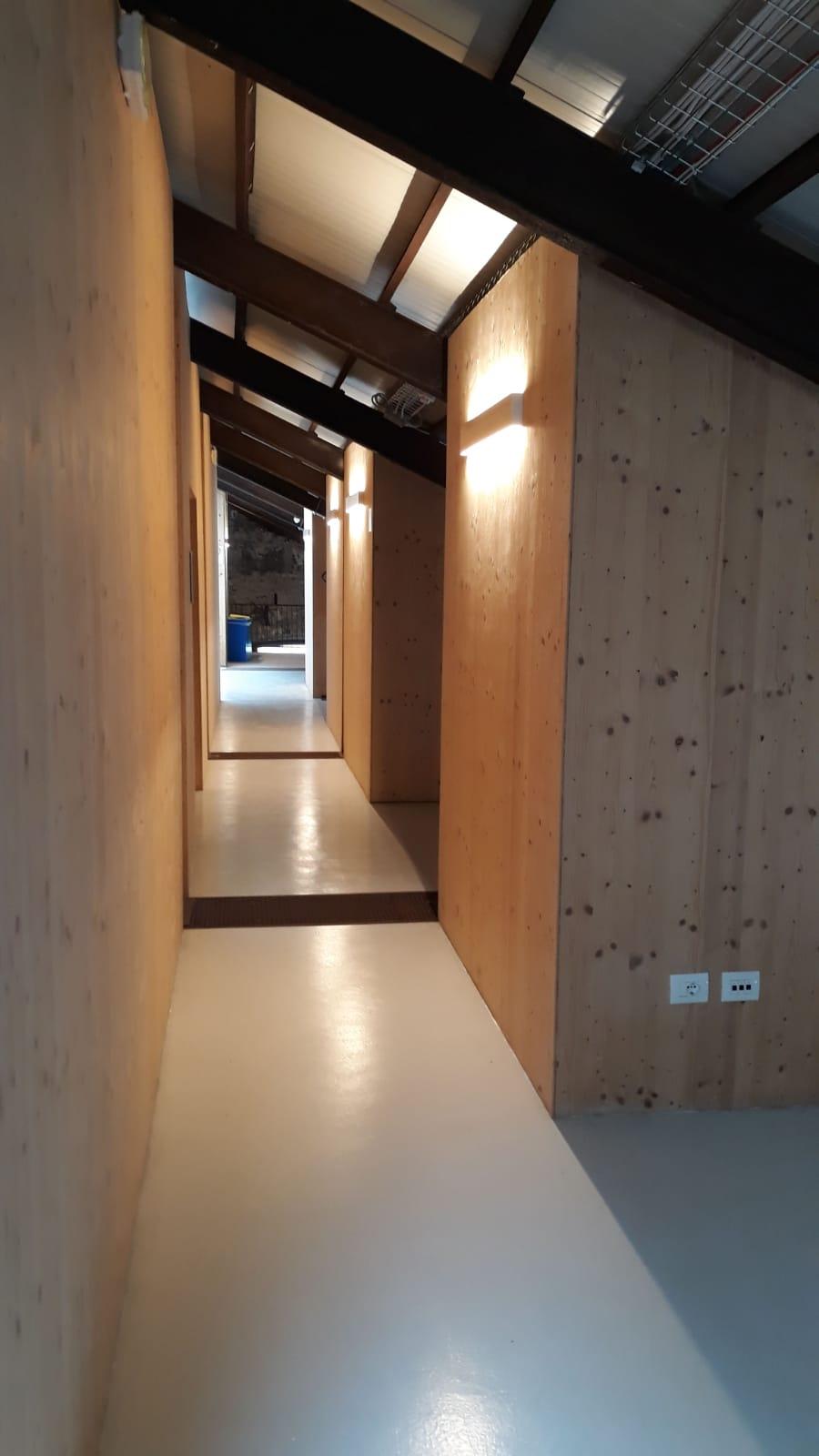 Illuminazione Tecnopolo Reggio Emilia - Illuminazione led negozi