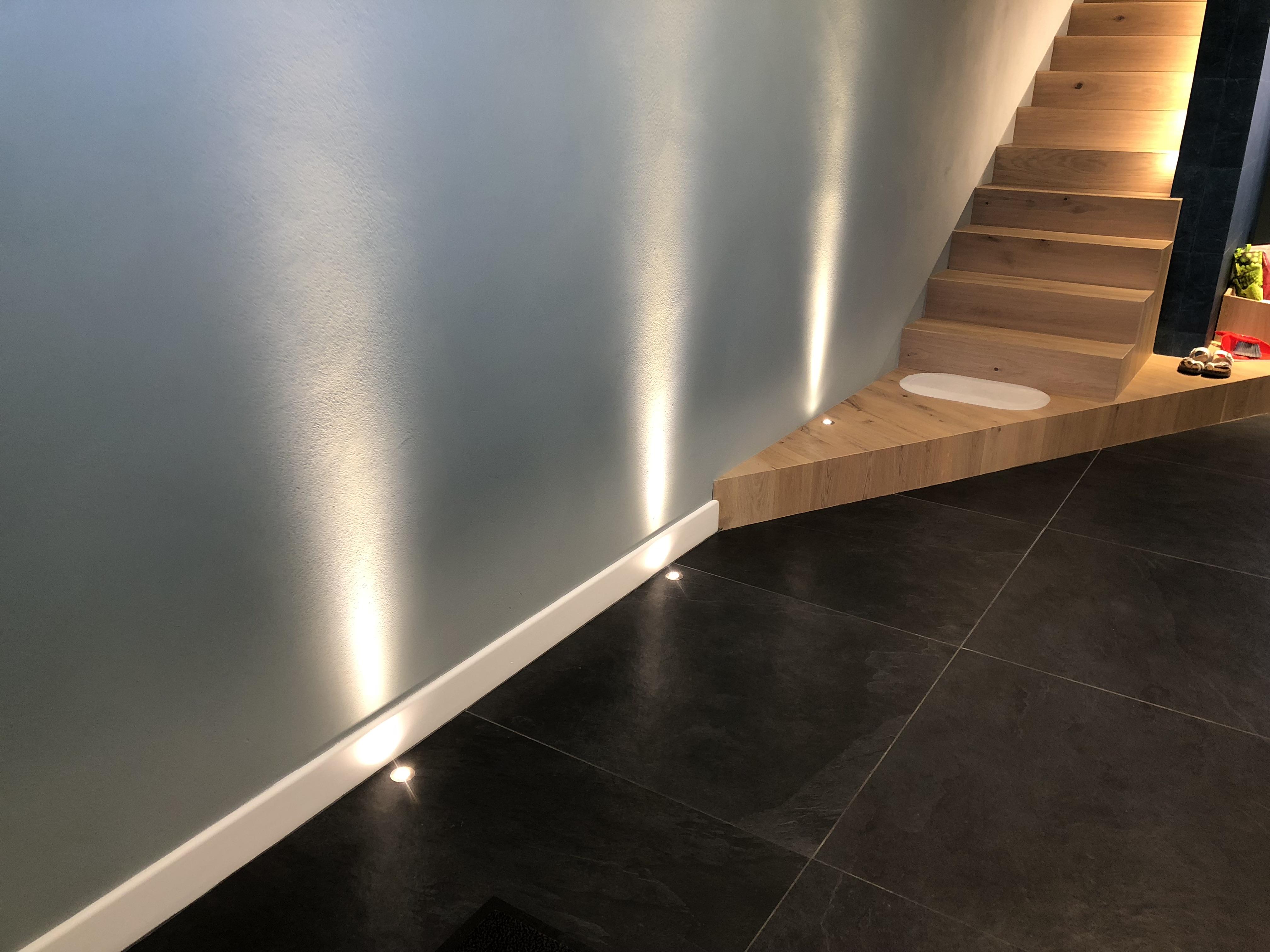 Cono Luce Faretti Led illuminazione fascio stretto - come illuminare le pareti con